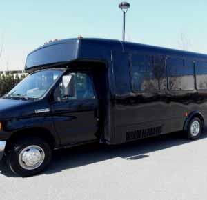 Party Bus Rental near St Louis