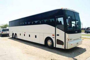 50 passenger charter bus St Louis