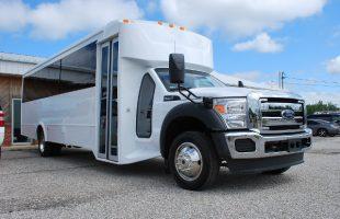 22-Passenger-Party-Bus-Rental-Edwardsville- Illinois