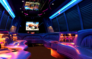 Florrisant 18-Passenger-Party-Bus