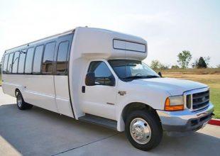 20 Passenger Shuttle Bus Rental Jefferson City