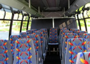20 Person Mini Bus Rental Chesterfield