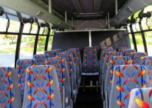20 Person Mini Bus Rental Creve Coeur