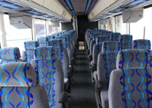 30 Person Shuttle Bus Rental Clayton