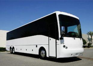 40 Passenger Charter Bus Rental Clayton