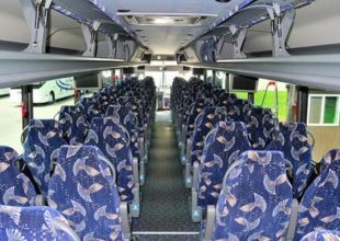 40 Person Charter Bus Clayton