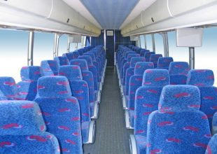 50 Person Charter Bus Rental Richmond Heights